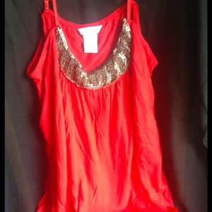 Candie's Embellished Cami